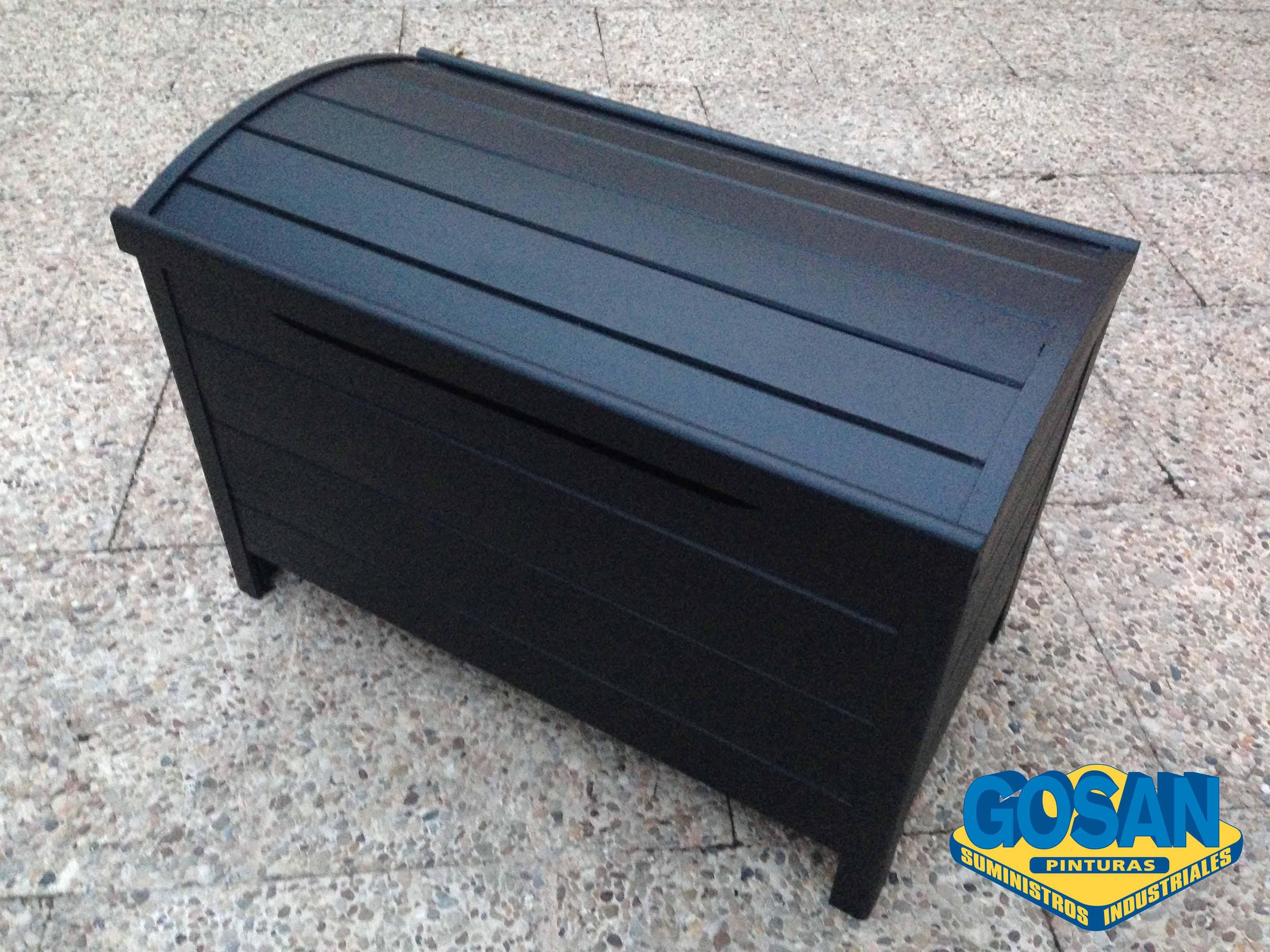 Restaurar un baul pinturas coche interiores y manualidades - Restaurar un baul ...