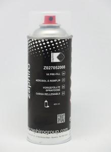 En nuestra tienda online preparamos pintura en spray según el código de color de tu carrocería