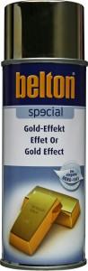 Spray Efecto Oro Belton