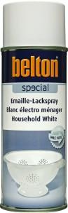 Spray Efecto Esmalte Blanco Belton