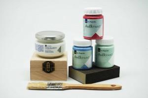 Kit Iniciación Pintura Chalk Paint