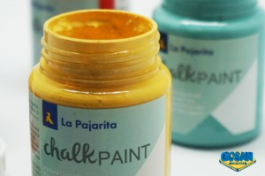 Pintura al agua Chalk Paint La Pajarita