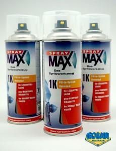 Sprays de pintura para automóvil (haz click en la imágen para ver nuestro catálogo en nuestra tienda online)