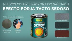 Oxiron Forja Liso (click en la imágen para acceder a nuestra tienda online)