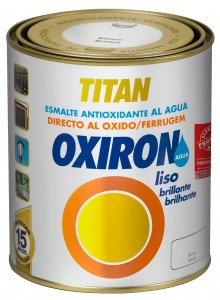 Oxiron Liso Brillo Al agua (click en la imágen para acceder a nuestra tienda online)