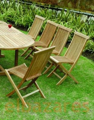 Como mantener o restaurar una silla de teca | Pinturas Coche ...