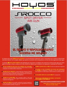 Foto flyer Sirocco