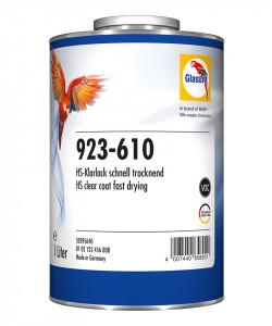 Laca 923-610 de secado rápido Glasurit