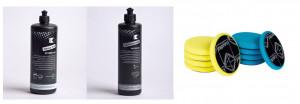 Productos recomendados para el pulido de faros (haz click en la foto para ver productos en nuestra web)