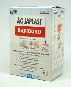Aguaplast Rapiduro para tapar las grietas del suelo (haz click en la imagen para ver precio en nuestra web)
